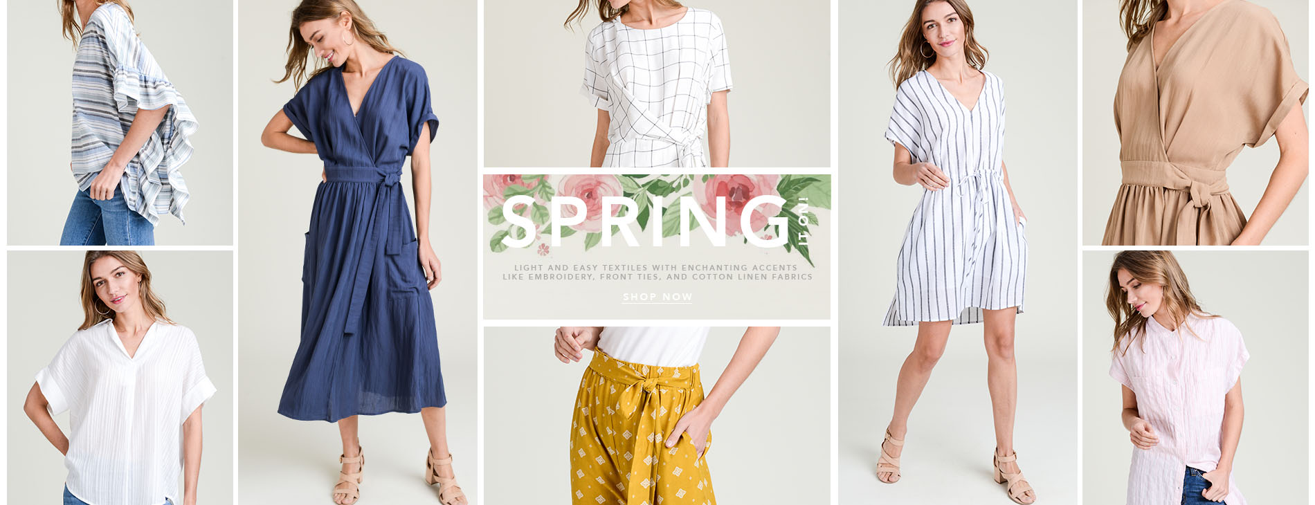 SPRING IT ON